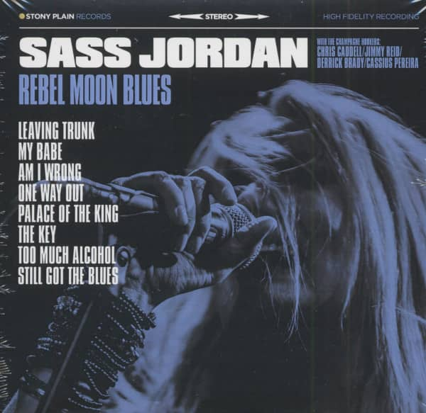 Rebel Moon Blues (CD)
