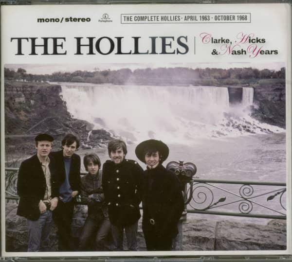 Clarke, Hicks & Nash Years (6-CD-Set)