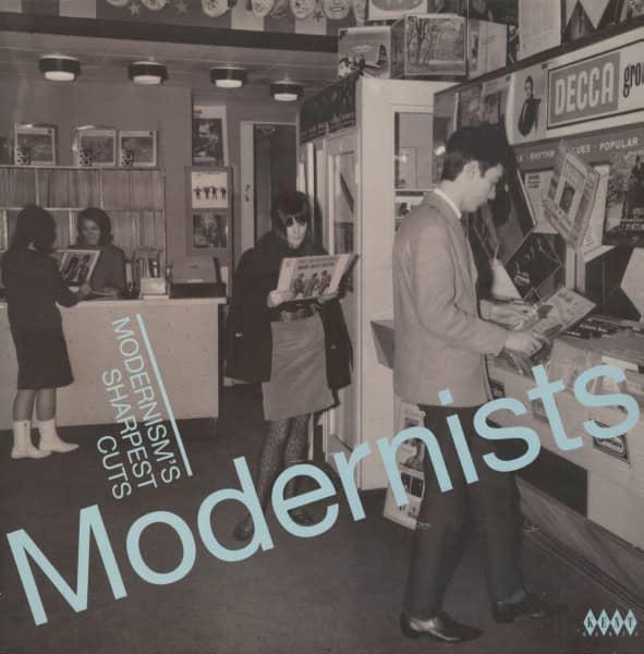 Modernists - Modernism's Sharpest Cuts (LP)