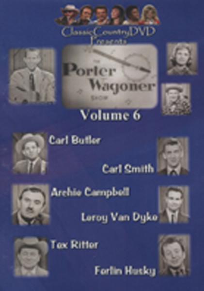 Vol.06, Porter Wagoner Show (1962 - 63)