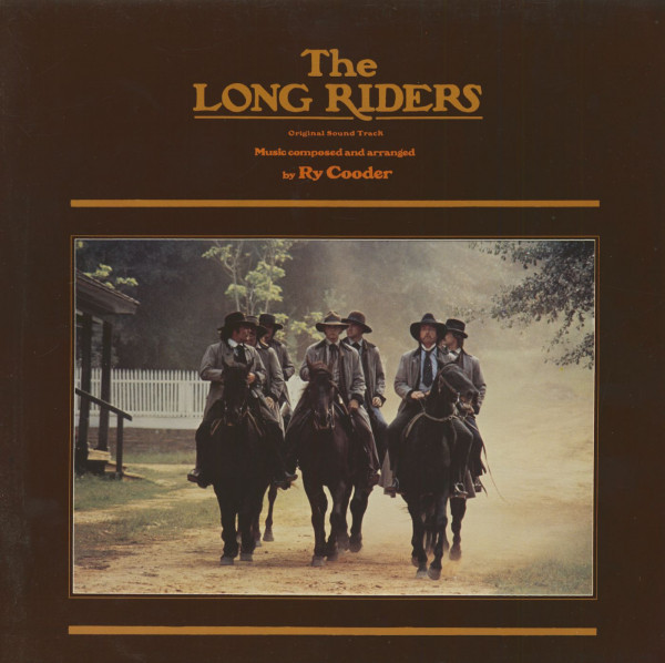 The Long Riders - Soundtrack (LP)