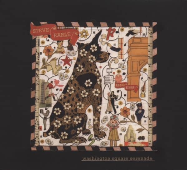 Washington Square Serenade (CD&DVD)