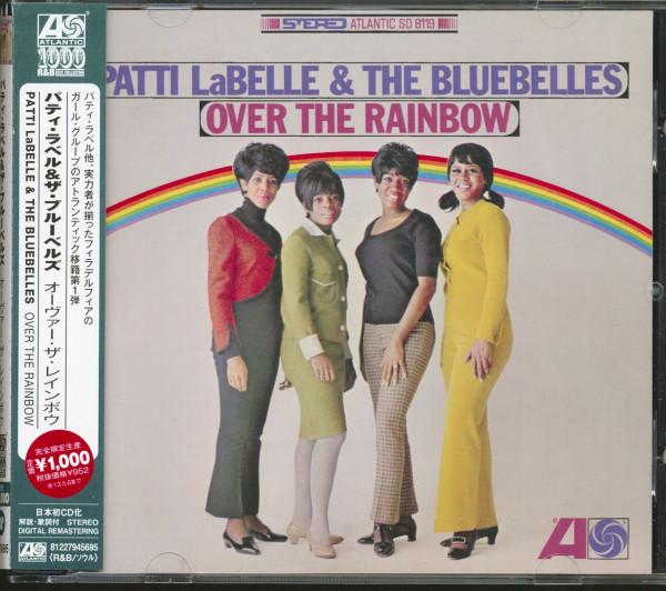 Over The Rainbow (CD, Japan)