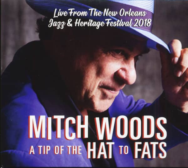 A Tip Of The Hat To Fats (CD)