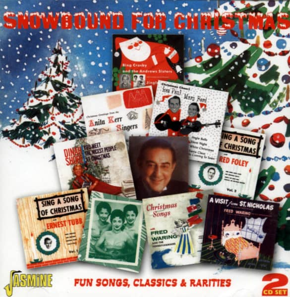 Snowbound For Christmas (2-CD)