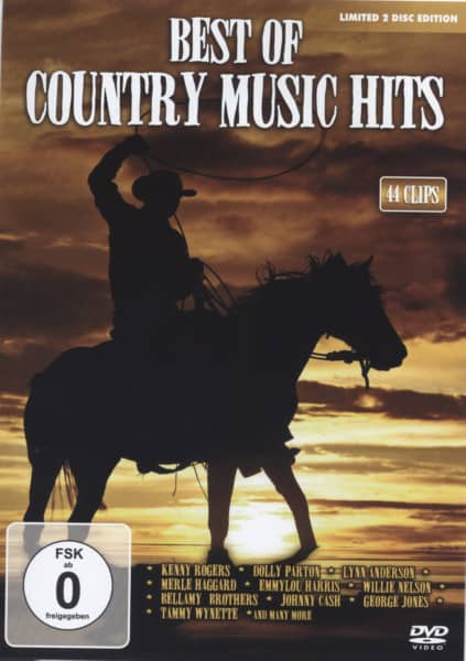 Best Of Country Music (2-DVD)