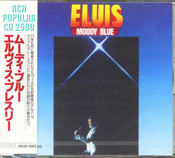 Moody Blue (CD, Japan)