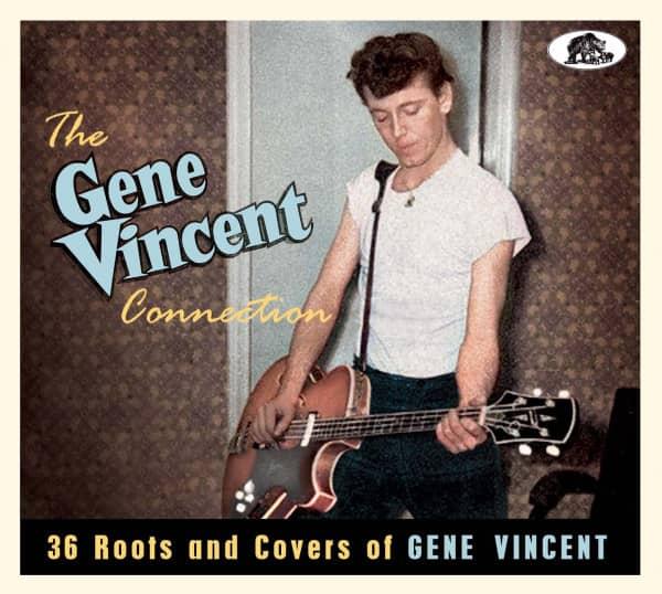 Gene Vincent Connection (CD)