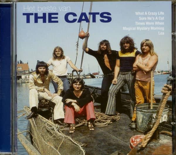 Het Beste Van The Cats (CD)