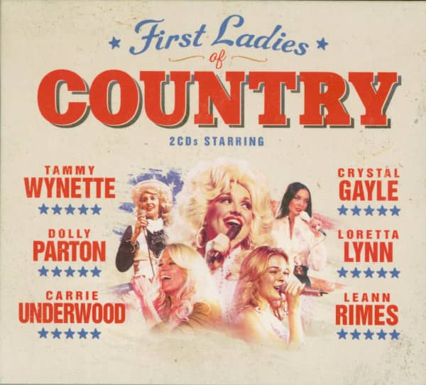 First Ladies Of Country (2-CD)