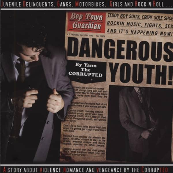 Dangerous Youth! (CD)
