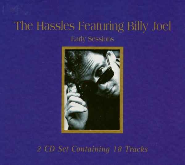 The Hassles Featuring Billy Joel Early Sessions (2-CD)