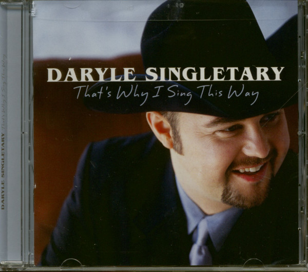 That's Why I Sing This Way (CD)