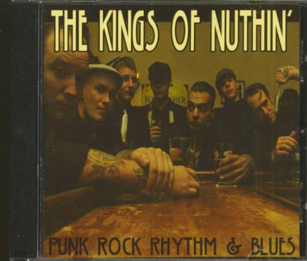 Punk Rock Rhythm & Blues (CD)