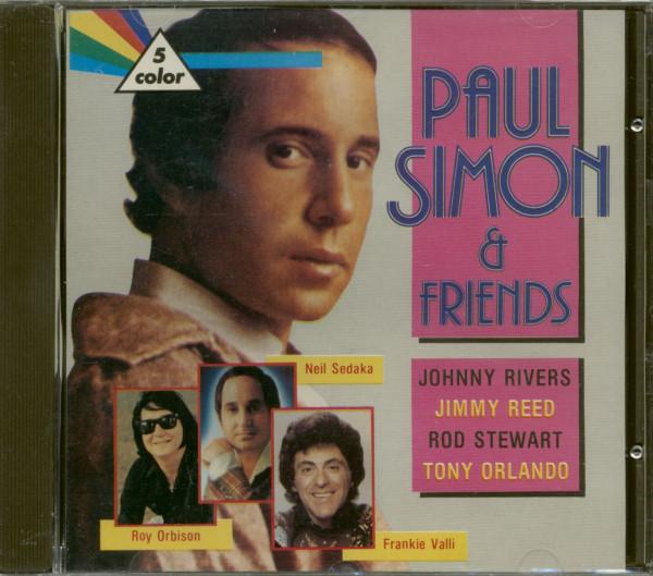 Paul Simon And Friends (CD)