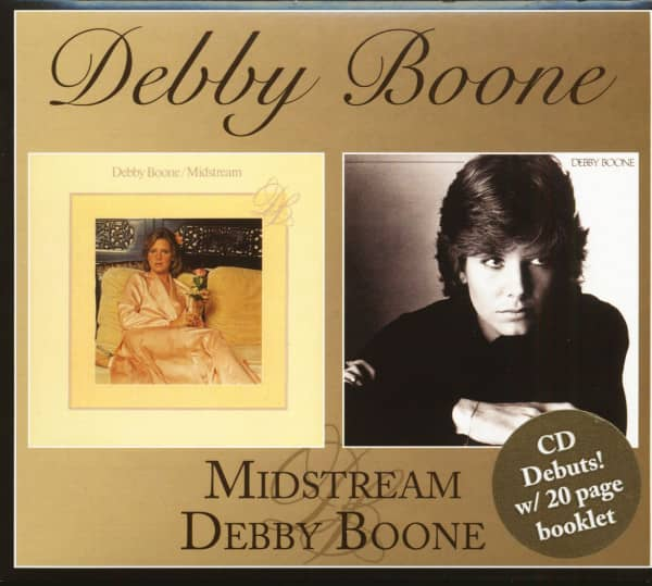Midstream - Debby Boone (CD)