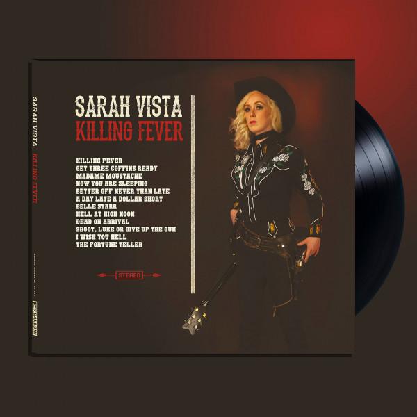 Killing Fever (LP, 180g Vinyl, Ltd.)