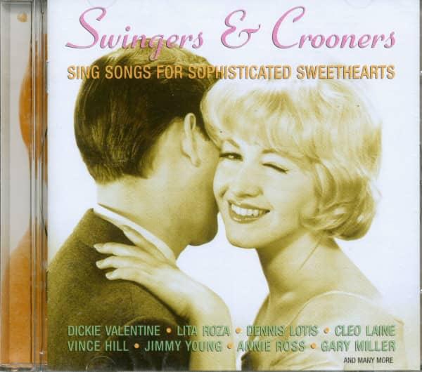 Swingers & Crooners (CD)