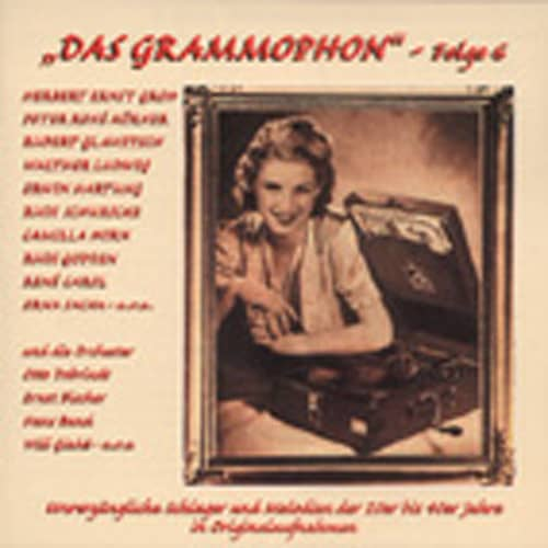 Vol.6, Das Grammophon