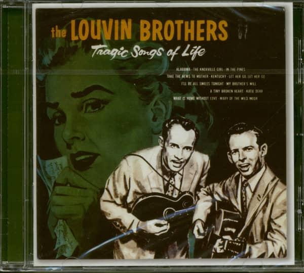 Tragic Songs Of Life (CD)
