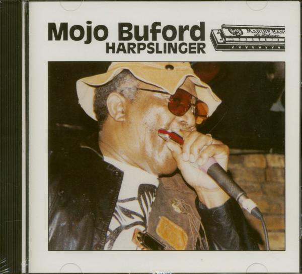 Harpslinger (CD)