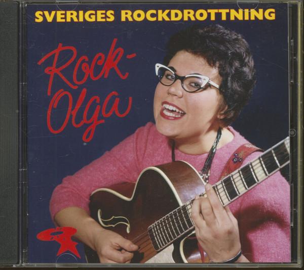 Sveriges Rockdrottning (CD)