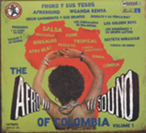 Afrosound Of Columbia (2-CD)