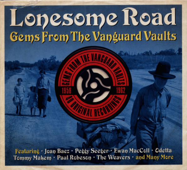 Lonesome Road - Gems From The Vanguard Vaults (2-CD)