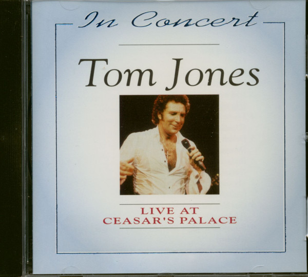 In Concert - Live At Ceasar's Palace (CD)