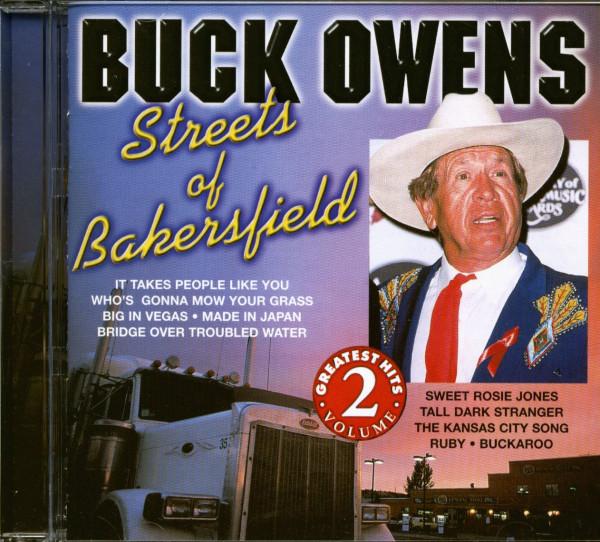 Streets Of Bakersfield (CD)