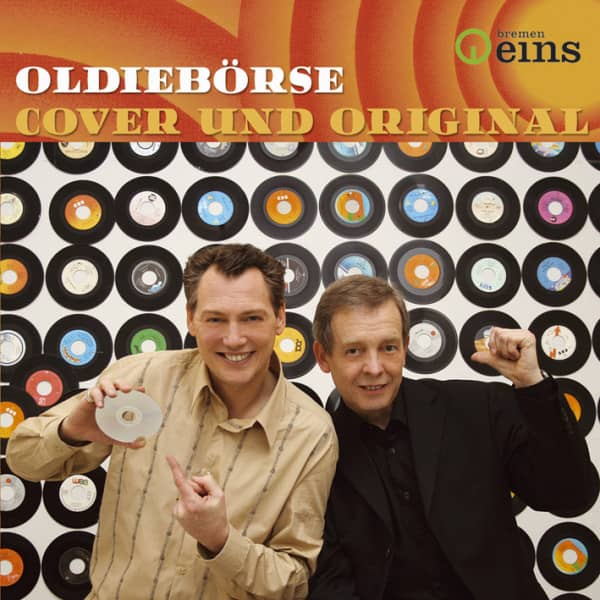 Oldiebörse - Cover und Original (CD)