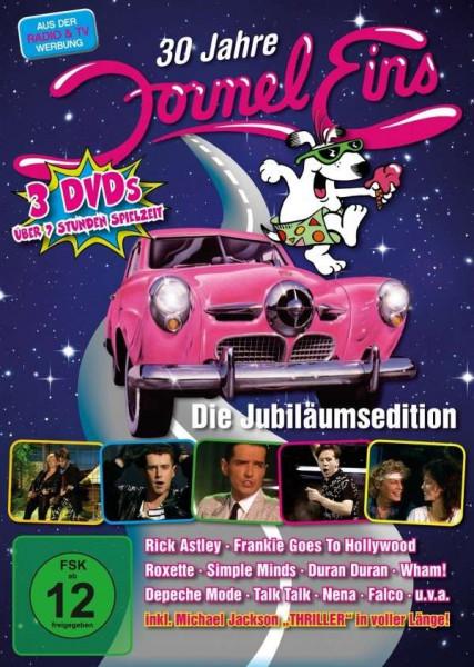 30 Jahre Formel Eins - Die Jubiläumsedition (3-DVD)