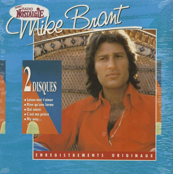 Mike Brant (2-LP)