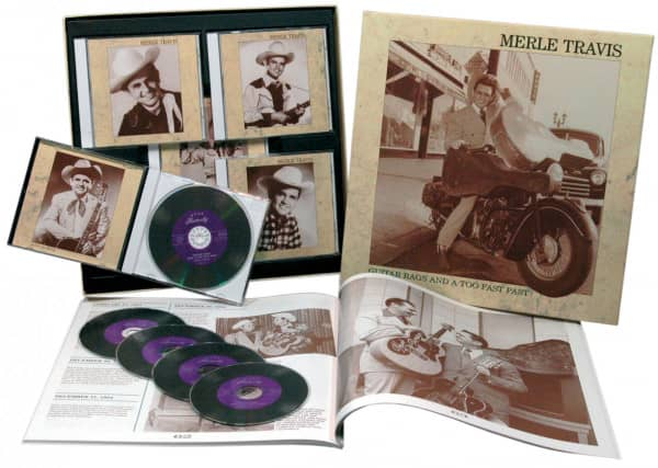 Guitar Rags And A Too Fast Past (5-CD Deluxe Box Set)