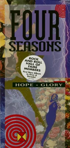 Hope And Glory (CD, US Longbox)