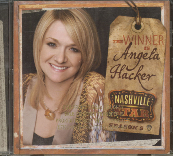 The Winner Is...Nashville Star Season 5 (CD)