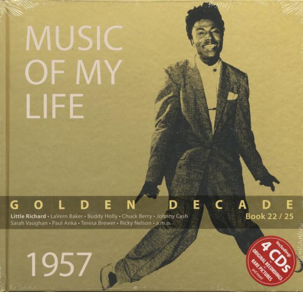 Golden Decade Vol.22 - 1957 (Book & 4-CD)