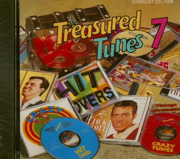 Treasured Tunes Vol.7 (CD)