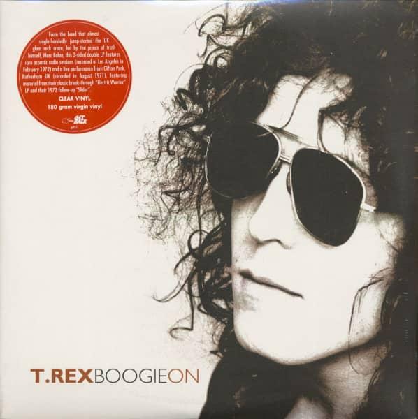 Boogie On (2-LP, 180g Vinyl)