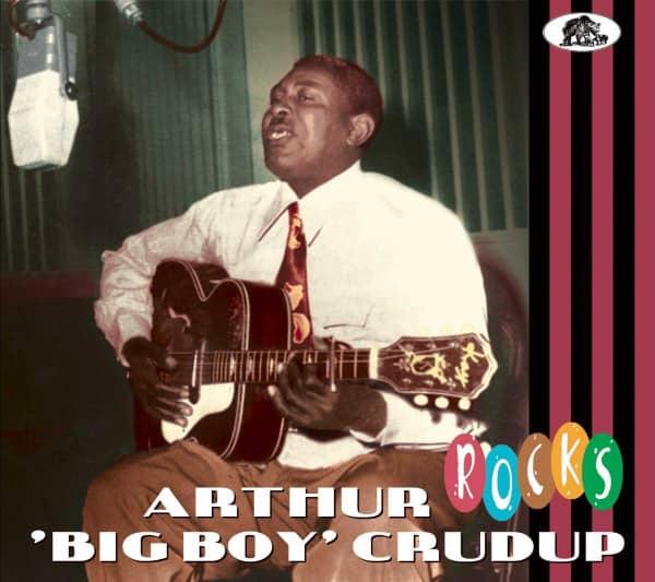 Arthur Crudup - Rocks (CD)