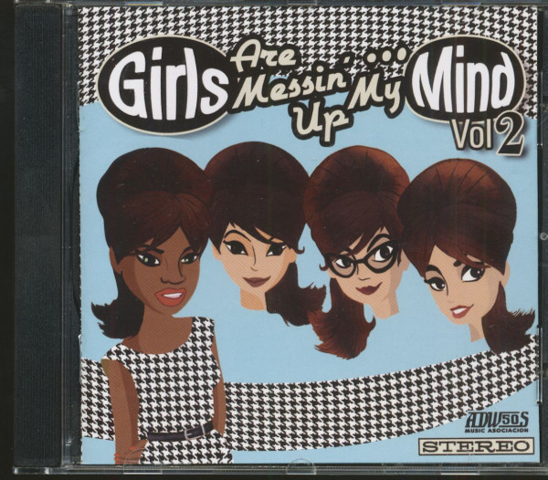Girls Are Messin' Up My Mind, Vol.2 (CD)