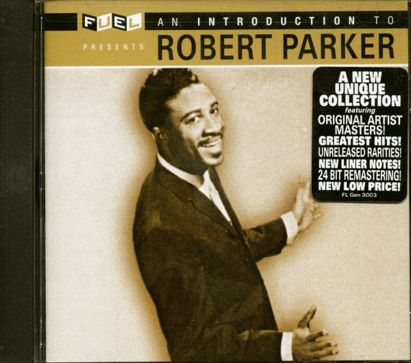 An Introduction To Robert Parker (CD)