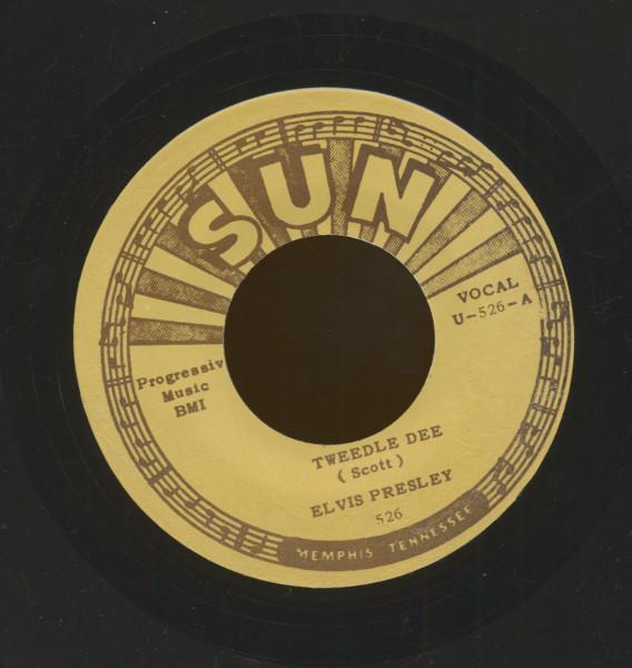 Tweedle Dee - Lawdy Miss Clawdy (7inch, 45rpm)