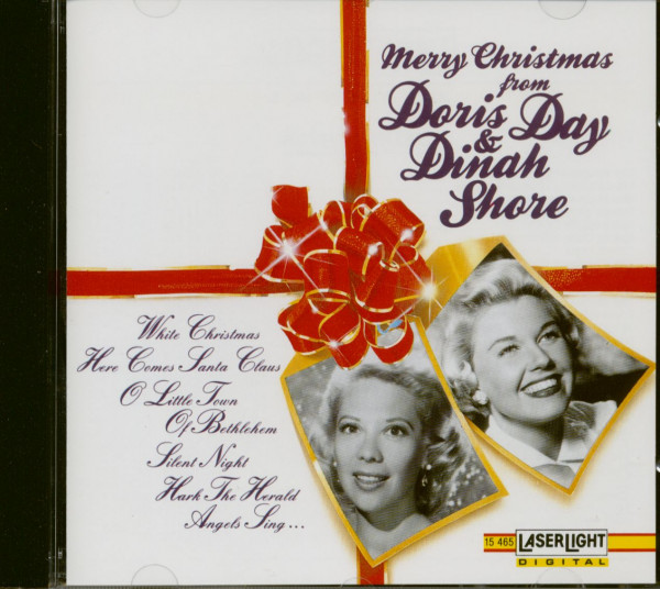 Merry Christmas From Doris Day And Dinah Shore (CD)