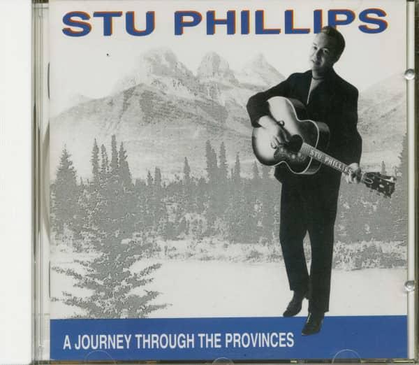A Journey Through The Provinces (CD)
