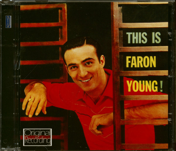 This Is Faron Young! (CD)