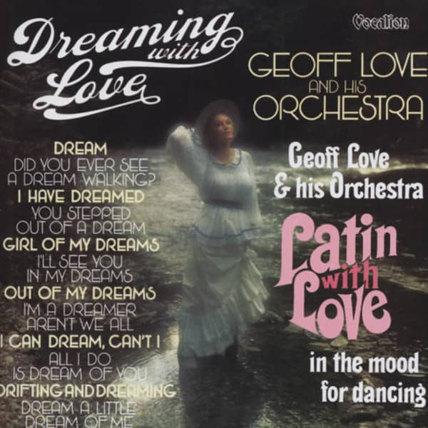Latin With Love & Dreaming With Love