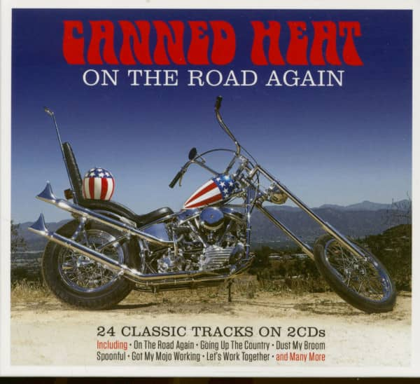 On The Road Again (2-CD)