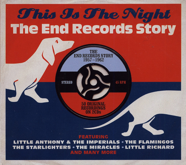 This Is The Night - The End Records Story (2-CD)