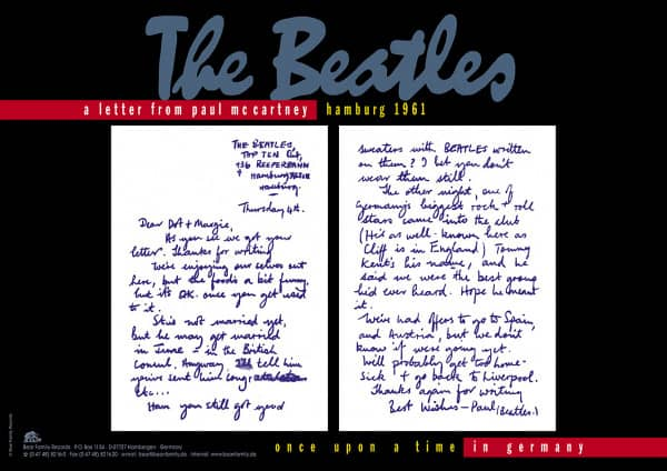 Tommy Kent - Brief McCartney